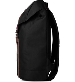 Herschel Supply Co. Black Retreat Backpack Model Picutre