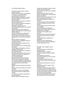 List of 100+ best persuasive speech topics