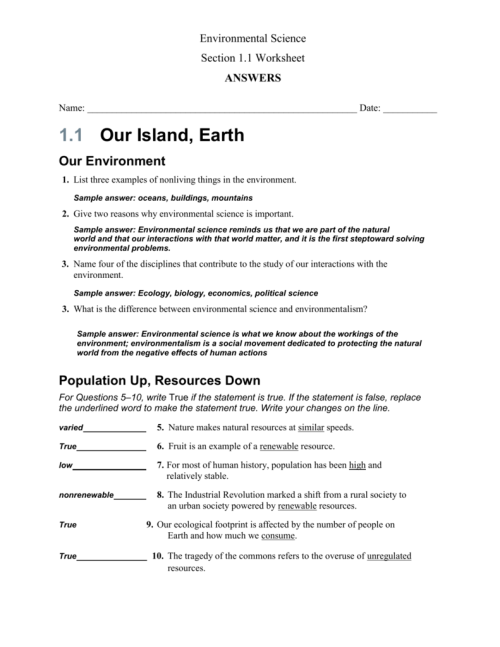 small resolution of The Nature Of Science Worksheet Answers - Promotiontablecovers