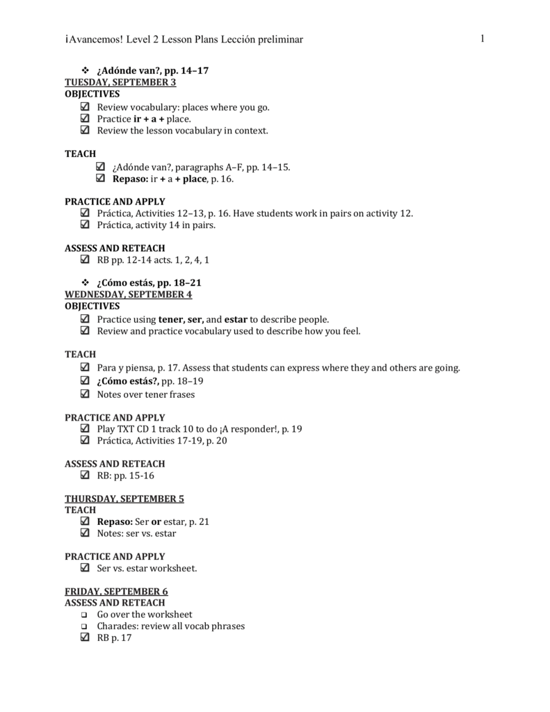 worksheet Present Tense Of Ser And Estar Worksheet ser vs estar worksheets free library download and print v ncemos level 2 less pl ns prelim r n