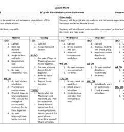 LESSON PLANS Week of 08/18/14 6th grade World History [ 791 x 1024 Pixel ]
