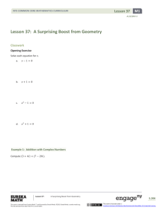 Kindergarten Mathematics Module 1, Topic D, Lesson 14