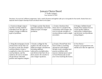 Integer Examples And Answers - Kidz Activities