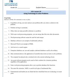 CIT-G10-LC4-Lesson19-Worksheet-Week 9-SaharEljamal - ICT-IAT [ 1024 x 791 Pixel ]