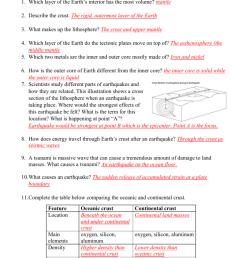 worksheet on geosphere diagram [ 791 x 1024 Pixel ]
