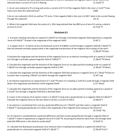 worksheet 8 1 1 a 25 0 cm solenoid has 1800 loops and a diameter of 3 00 cm calculate the magnetic field in the air core of the solenoid when a current of  [ 791 x 1024 Pixel ]