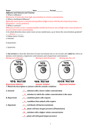 worksheet. Cell Membrane And Tonicity Worksheet. Grass ...