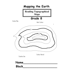 Mapping the Earth - Mr. Ruggiero`s Science 8-2 [ 1024 x 791 Pixel ]