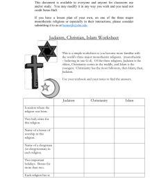 31 The Origins Of Judaism Worksheet Answers - Free Worksheet Spreadsheet [ 1024 x 791 Pixel ]