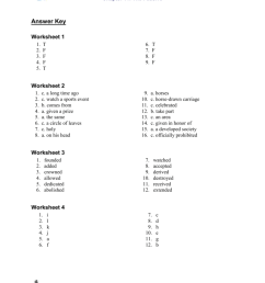 Vocabulary Worksheets [ 1024 x 791 Pixel ]