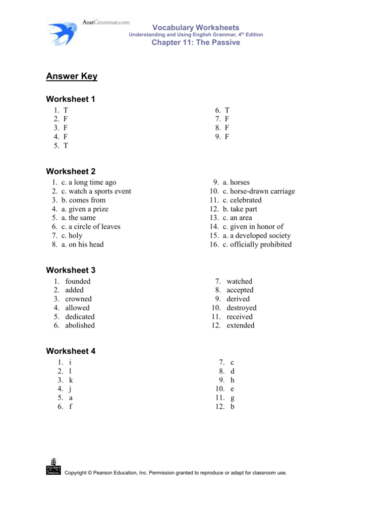 hight resolution of Vocabulary Worksheets