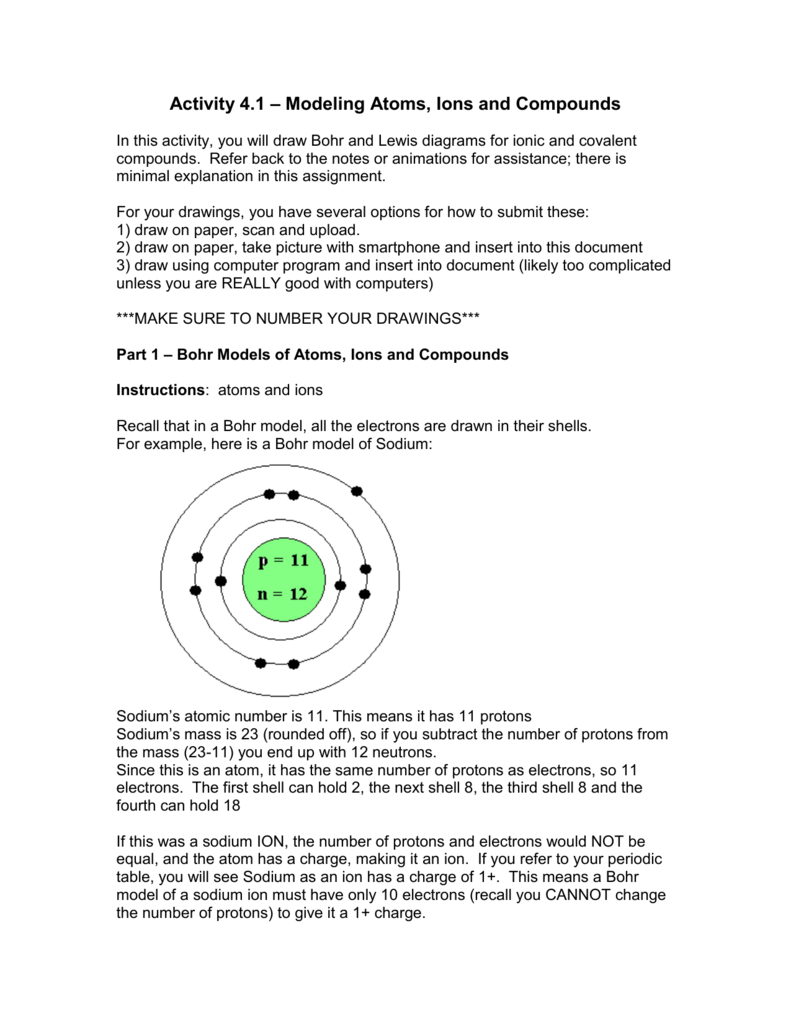 hight resolution of activity 4 1 bc learning network f2 bohr diagram