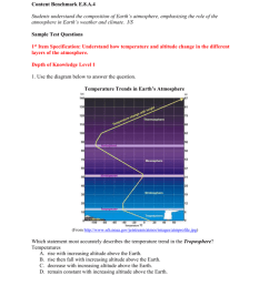 a 4 students understand the composition of earth s atmosphere emphasizing the role of the atmosphere in earth s weather and climate  [ 791 x 1024 Pixel ]