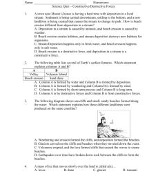 water table diagram quiz [ 791 x 1024 Pixel ]