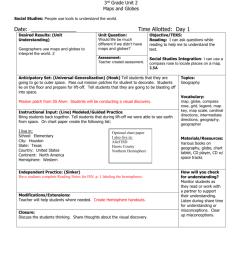Social Studies Lesson Plans - Alief Independent School District [ 1024 x 791 Pixel ]
