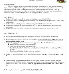 Civil War Timeline Worksheet - Promotiontablecovers [ 1024 x 791 Pixel ]