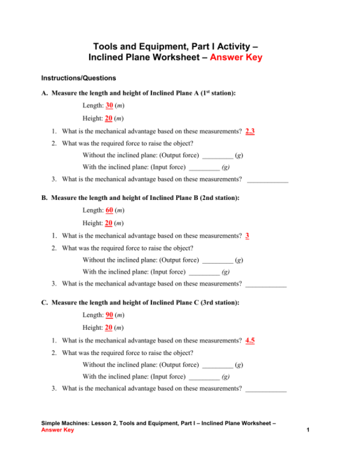 small resolution of 28 Worksheet Packet Simple Machines Answers - Worksheet Resource Plans