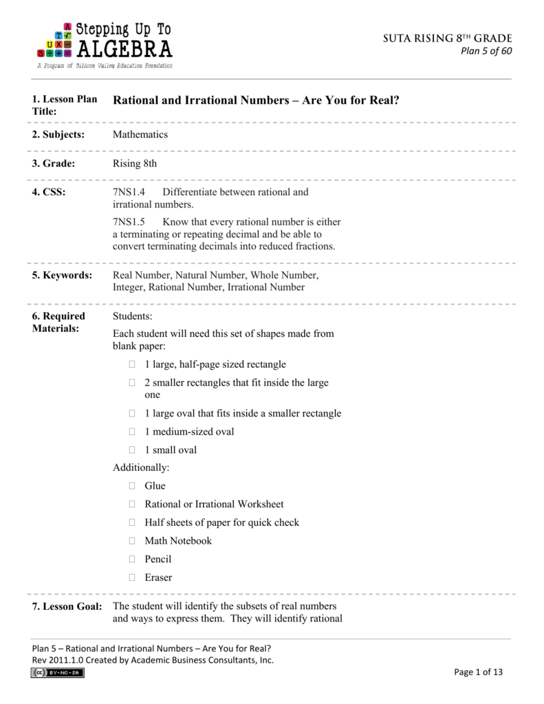hight resolution of Rational and Irrational Numbers – Are You for Real?
