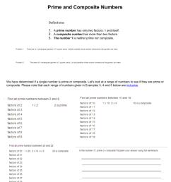 Prime and Composite Number Worksheet.pub [ 1024 x 791 Pixel ]
