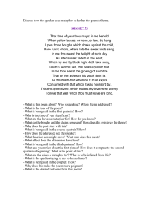 "Commonlit Sonnet 18 Answer Key : commonlit, sonnet, answer, William, Shakespeare, ""Sonnet, 18"""