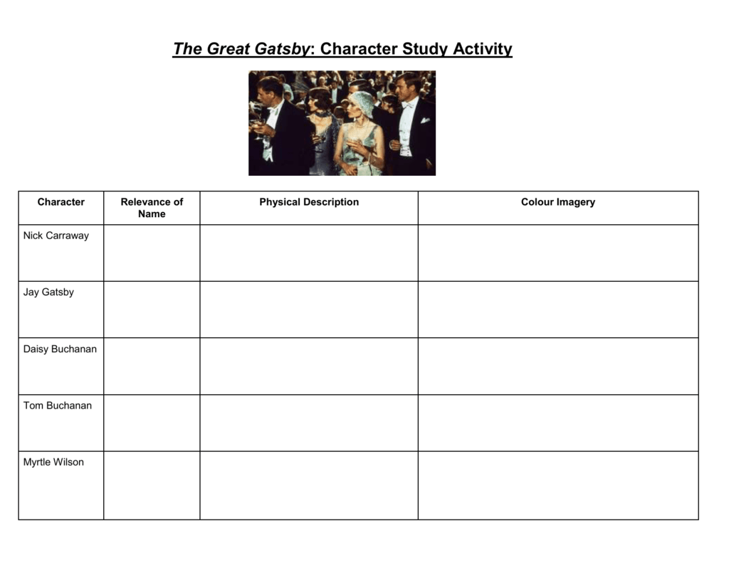 Worksheets The Great Gatsby Worksheets Cheatslist Free Worksheets For Kids Amp Printable