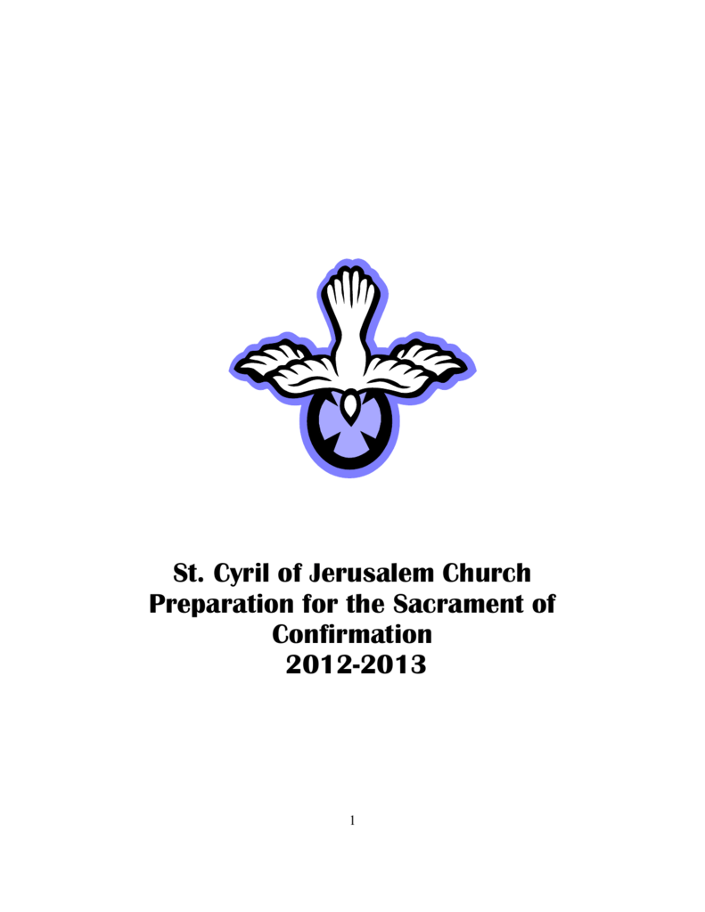 The letter to Msgr. Powell and Bishop requesting Confirmation