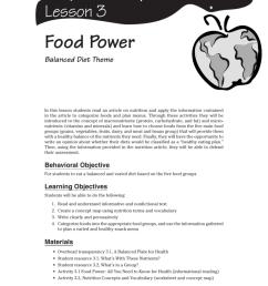 Food Power - Planet Health [ 1024 x 791 Pixel ]