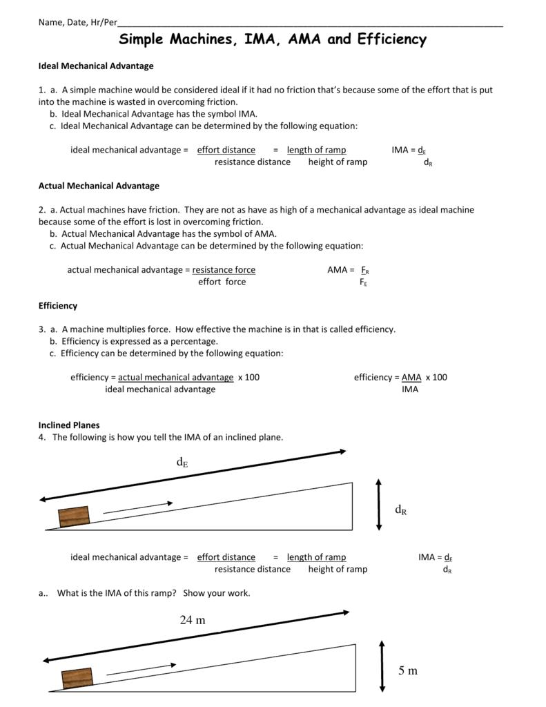 medium resolution of 28 Worksheet Packet Simple Machines Answers - Worksheet Resource Plans