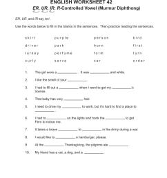 english worksheet 42 [ 1024 x 791 Pixel ]