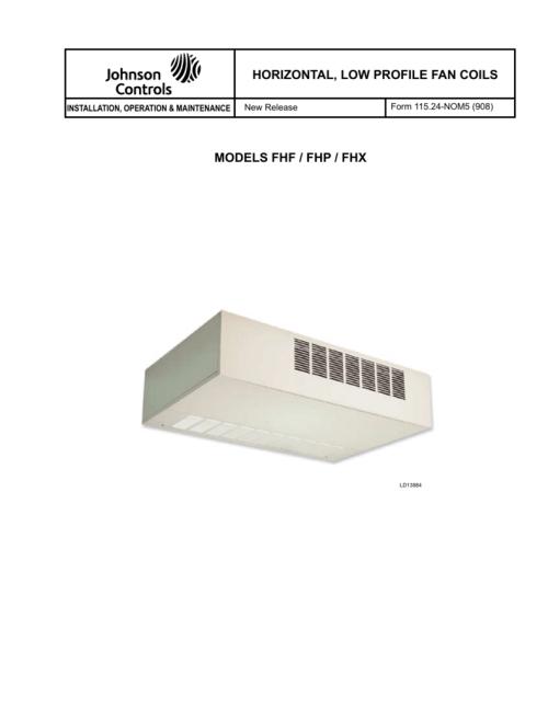 Enviro Tech Fan Coil Unit Wiring Diagram - metsi home on