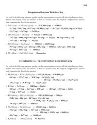 Precipitation Worksheet Photos - Getadating