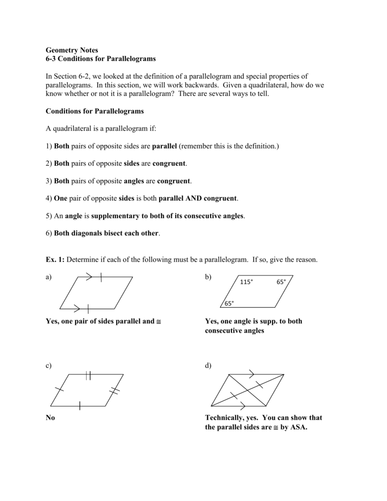 hight resolution of Parallelogram Proofs Worksheet With Answers - Promotiontablecovers