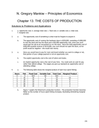 worksheet. Opportunity Cost Worksheet. Grass Fedjp ...