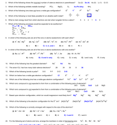 chem 121 sp 2014 chem 121 chapter 8 bonding general concepts key 1 how many unpaired electrons are in the lewis electron dot symbol for an oxygen atom  [ 791 x 1024 Pixel ]