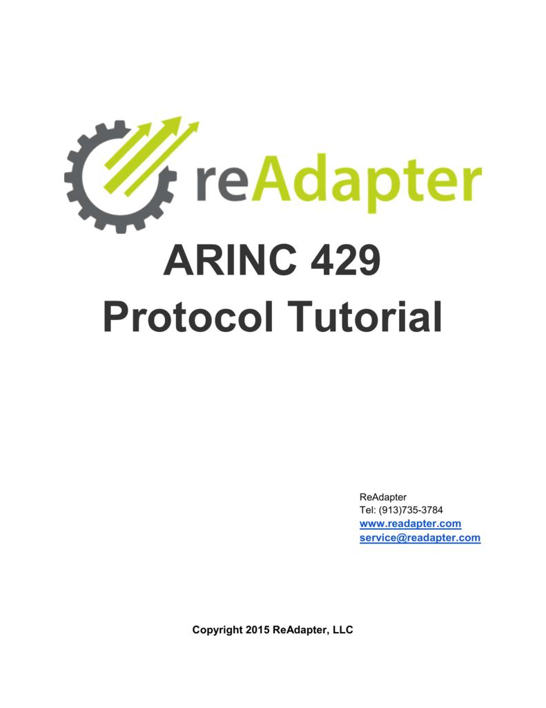 ARINC 429 Protocol Tutorial
