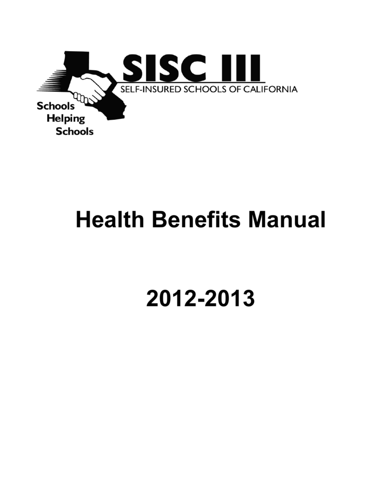 SISC Benefits Information