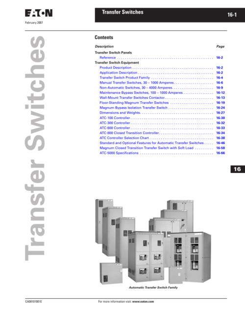 small resolution of eaton atc 600 wiring diagram