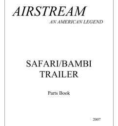 wiring diagram airstream bambi [ 791 x 1024 Pixel ]