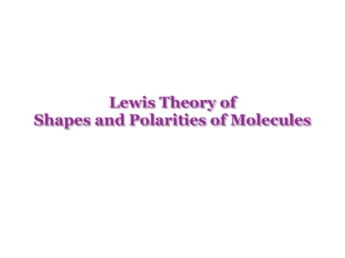 small resolution of lewis theory of shapes and polarities of molecules lewis structures and the real 3d shape of molecules sulfanilamide molecular shape or geometry the way