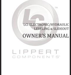 hydraulic leveling wiring diagram [ 791 x 1024 Pixel ]