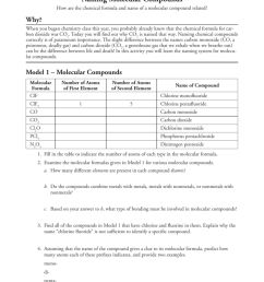 Naming Molecular Compounds [ 1024 x 791 Pixel ]
