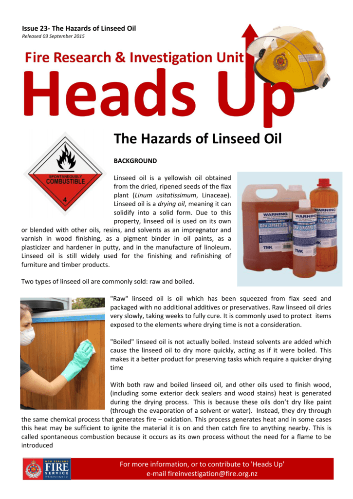 How Long Does It Take For Linseed Oil To Dry
