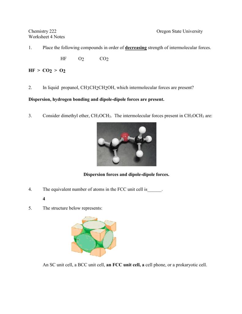 medium resolution of ch3och3 intermolecular forces diagram wiring diagram usedchemistry 222 oregon state university worksheet 4 notes 1 place