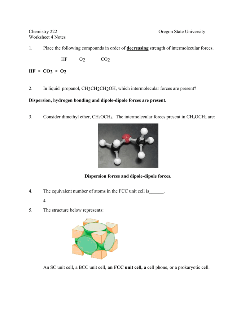 hight resolution of ch3och3 intermolecular forces diagram wiring diagram usedchemistry 222 oregon state university worksheet 4 notes 1 place