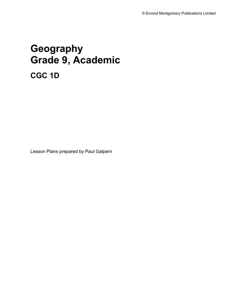 medium resolution of Emond Montgomery Publications Limited Geography Grade 9