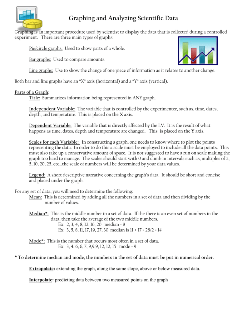 Graph Worksheet Graphing And Intro To Science : graph, worksheet, graphing, intro, science, Graph, Worksheet