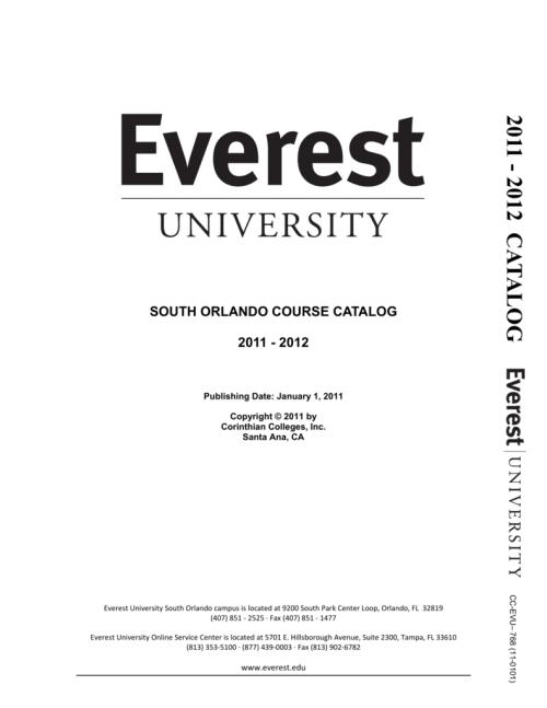 small resolution of CC-EVU-768 EU South Orlando catalog 01012011