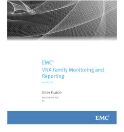 emc vnx analyzer lab array emc vnx family monitoring and reporting user guide rh studylib  [ 791 x 1024 Pixel ]