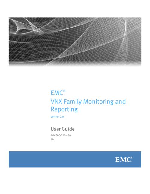 small resolution of emc vnx analyzer lab array emc vnx family monitoring and reporting user guide rh studylib