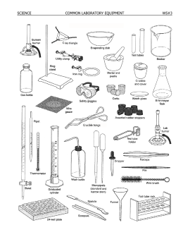 Identifying Laboratory Equipments
